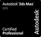3ds Max Certified Training